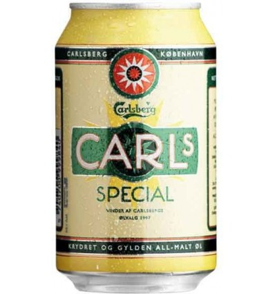 Carls Special 24x0,33l ds,