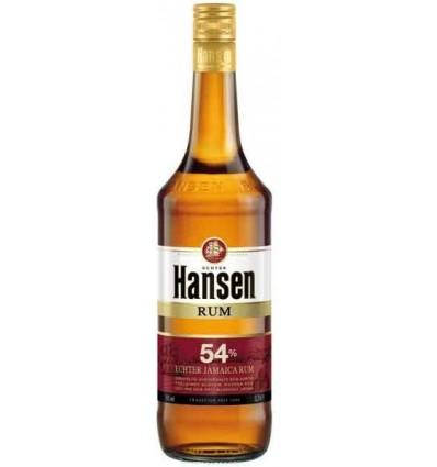 Hansen Rom Rød 54% 0,7l