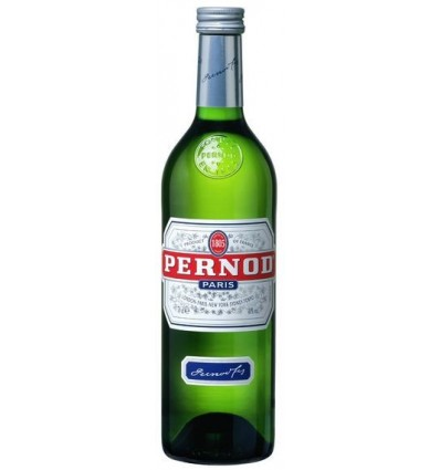Pernod 40% 1,0 l.