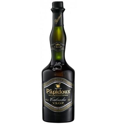 Papidoux Calvados VSOP 40% 0,7 ltr.
