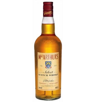 Mac Arthurs Scotch Whisky 40% 1 ltr