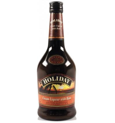 Holiday Rum Cream Liqueur 0.7 Liter, 17%