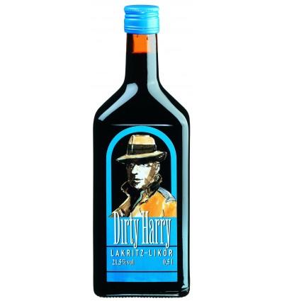 Dirty Harry Lakritz Liqueur 0.5 L, 21.5%