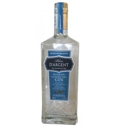 Bleu d'Argent Gin 40% 0.7 Ltr.