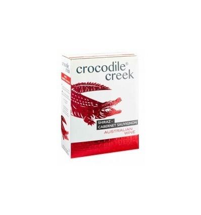 Crocodile Creek Shiraz Cabernet Sauvignon 13,5% 3.0 L