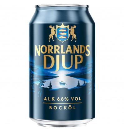 Norrlands Guld Djup 24x0,33 ltr