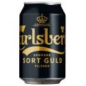 Carlsberg Sort Guld 5,8% 24x0,33l ds,
