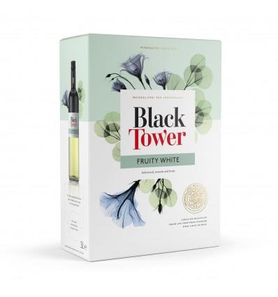 Black Tower Fruit White 10% 3 ltr.