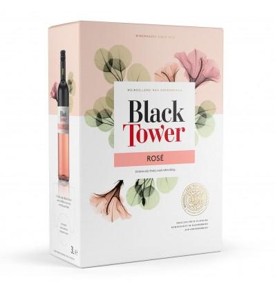 Black Tower Pink Rosé 8,5% 3 ltr.