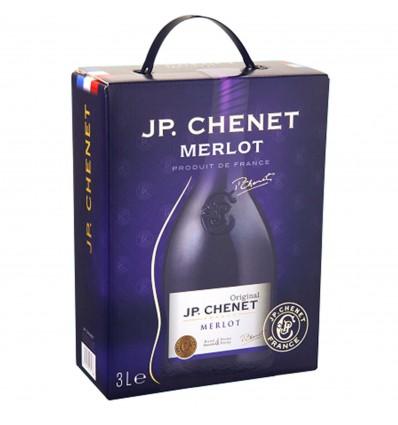 J.P. Chenet Merlot 3,0l BiB