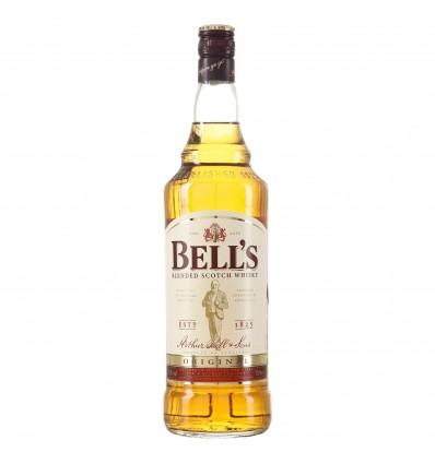 Bells Blended Scotch Whisky 40% 1,0l