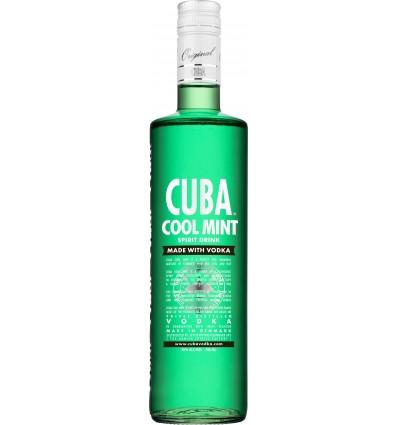 Cuba Cool Mint 30% vol. 0,7l