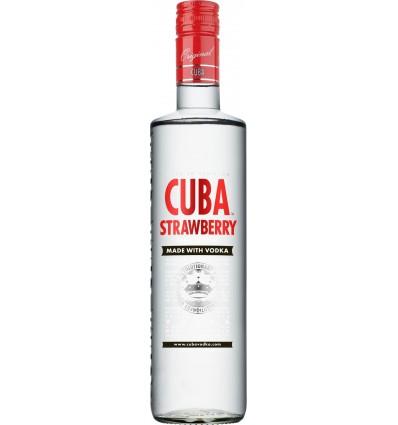 Cuba Strawberry 30% vol. 0,7l