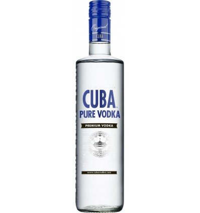 Cuba Pure Vodka 37,5% vol. 0,7l