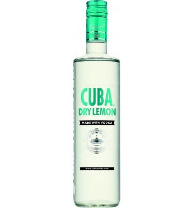 Cuba Dry Lemon 30% vol. 0,7l